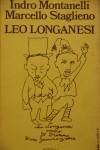Montanelli/Staglieno: Leo longanesi