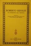 Roberto Ridolfi un fiorentino alla baronta